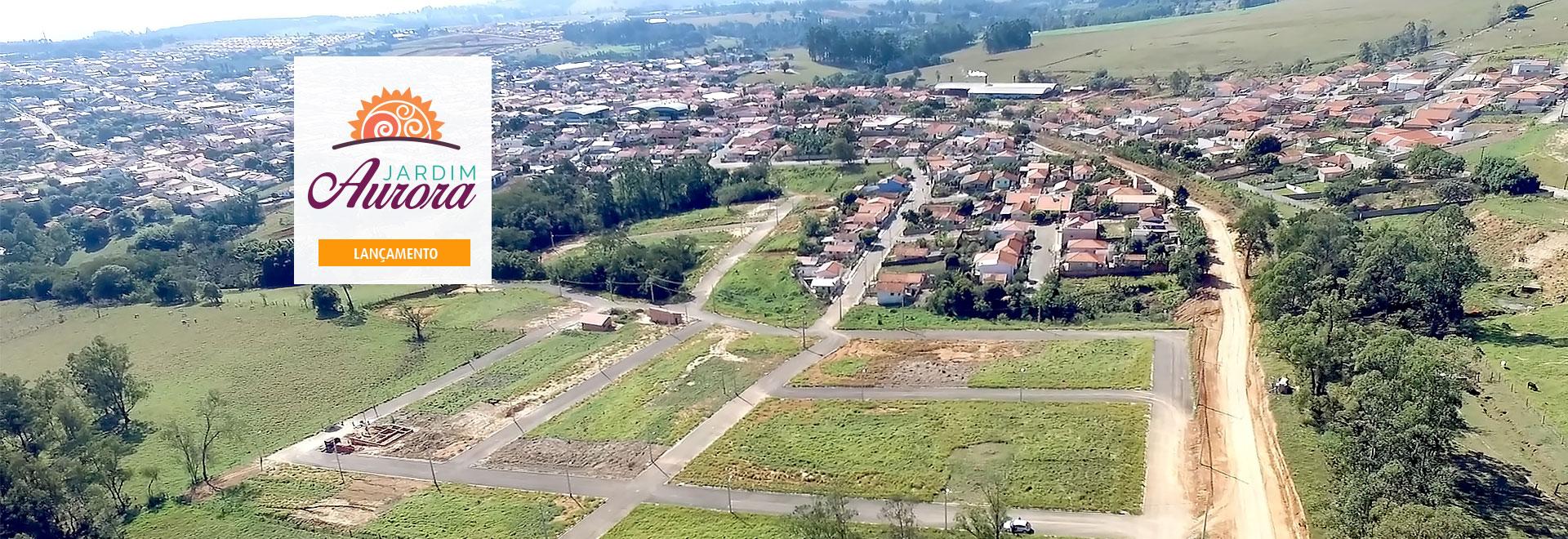 Loteamento em Quatiguá - PR | Jardim Aurora