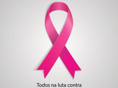 Outubro Rosa - Todos contra o Câncer de Mama.