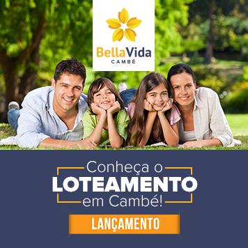 Loteamento Bella Vida Cambé - PR