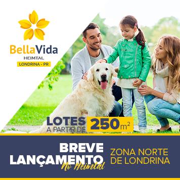 Loteamento - Bella Vida Heimtal - Londrina - PR