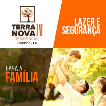 Loteamento Terra Nova IV - Londrina - PR