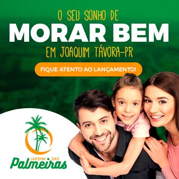 Loteamento Jardim das Palmeiras - Joaquim Távora - PR