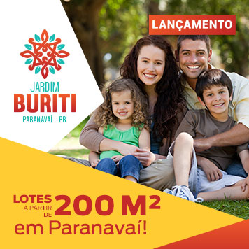 Loteamento Jardim Buriti - Paranavaí - PR