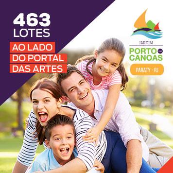 Loteamento Jardim Porto das Canoas em Paraty - RJ