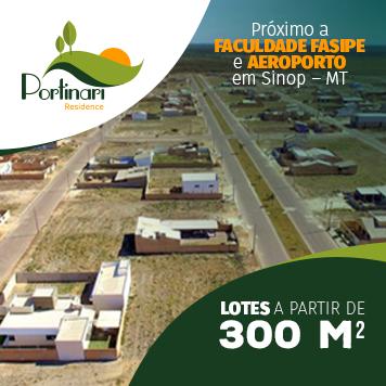 Loteamento Jardim Portinari - Sinop - MT