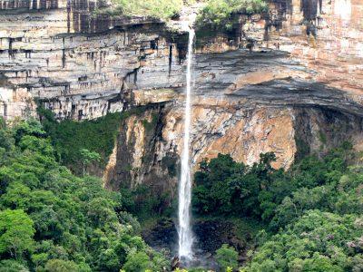 Cachoeira Vale do Corisco
