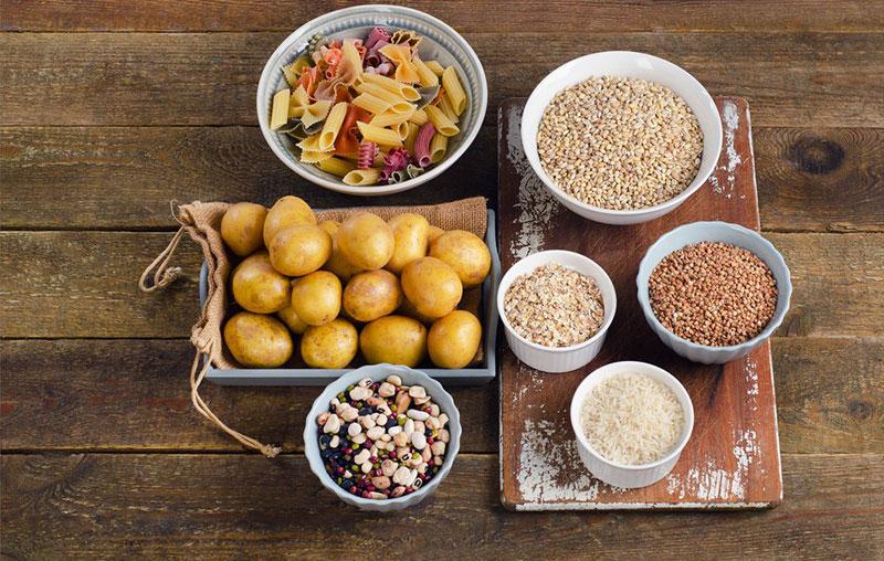 Cereais, grãos e raízes são importantes carboidratos