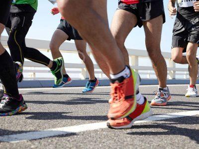 Prova pedestre - Bora correr 2017 em Apucarana