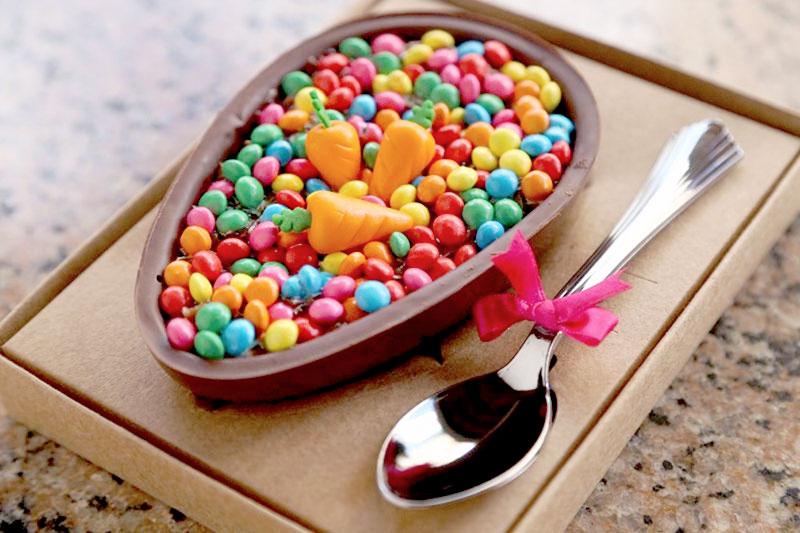 Páscoa 2020: Confira as novidades nos ovos de chocolate. | Foto: Reprodução.
