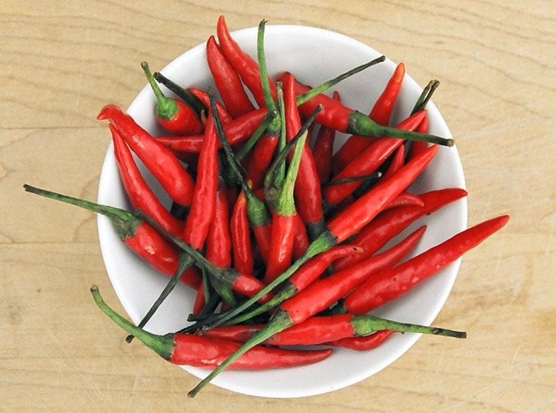 Os benefícios da pimenta malagueta