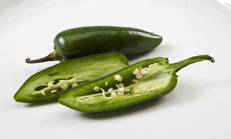 Benefícios da pimenta mexicana Jalapeño