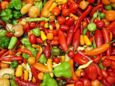 Pimentas e seus benefícios para a saúde
