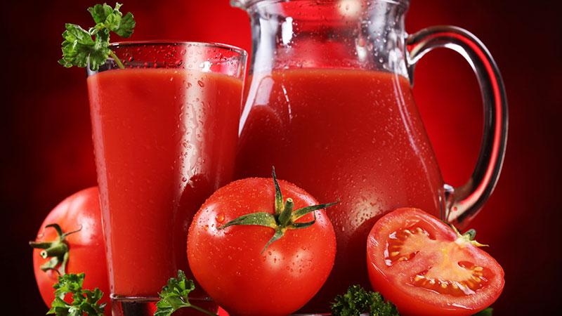 Suco de tomate contribui para o aumento da massa muscular