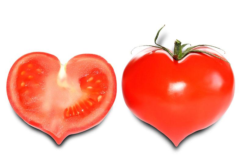 Tomate melhora a saúde do coração