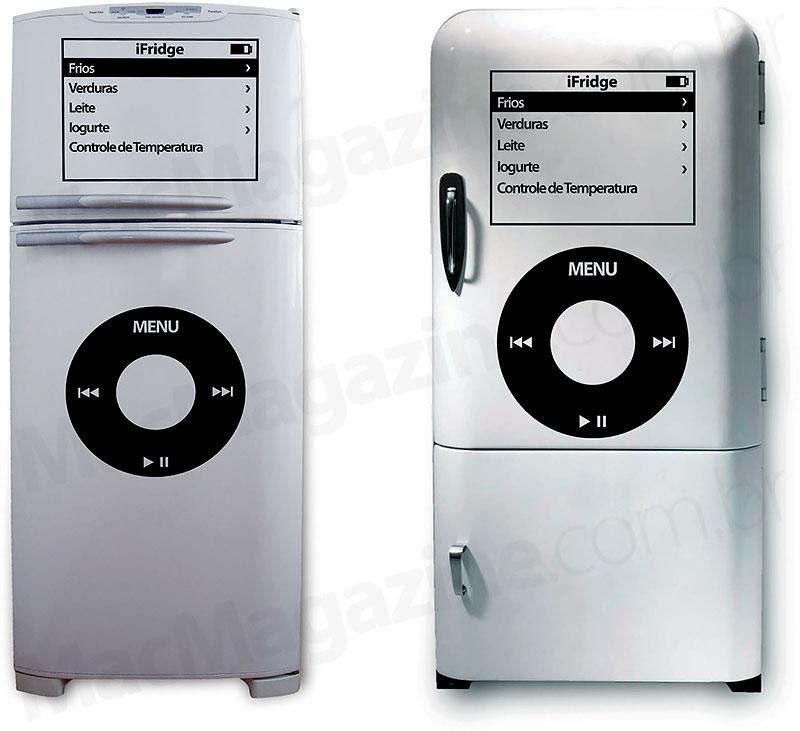 Geladeira - iPod