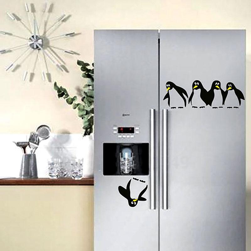 Geladeira - Grupo de Pinguins