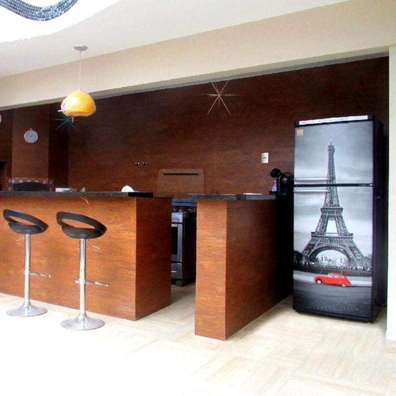 Geladeira - Torre Eiffel Paris
