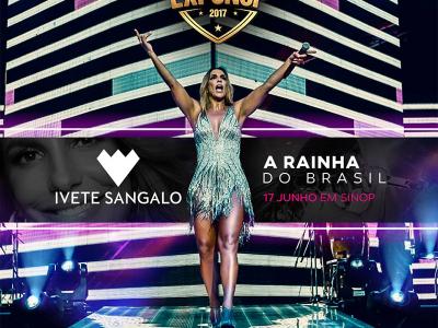 Ivete Sangalo Exponop 2017