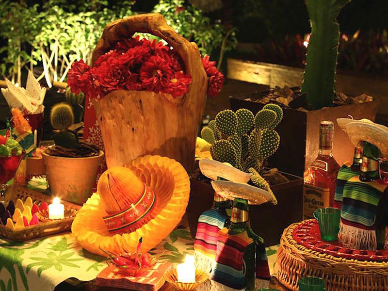 Noite Mexicana: invista nas Cores!