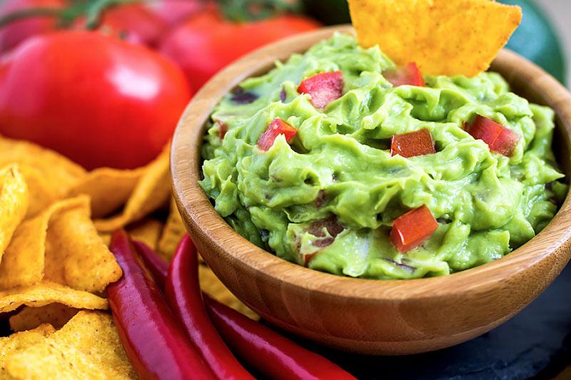 Noite Mexicana: Guacamole