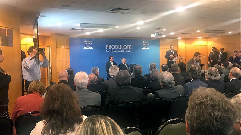 Produlote: programa de financiamento pela Caixa Econômica Federal
