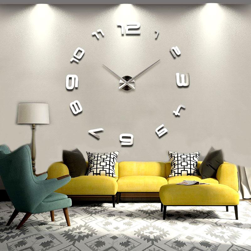 c0f58b340ba 20 relógios de parede criativos para decorar o seu ambiente - HF ...
