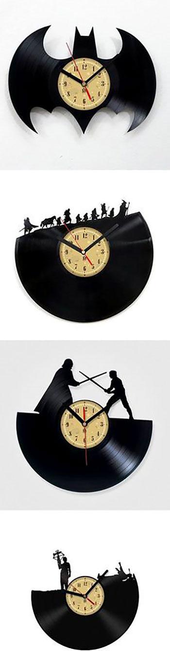 da36f0baa09 20 relógios de parede criativos para decorar o seu ambiente - HF ...