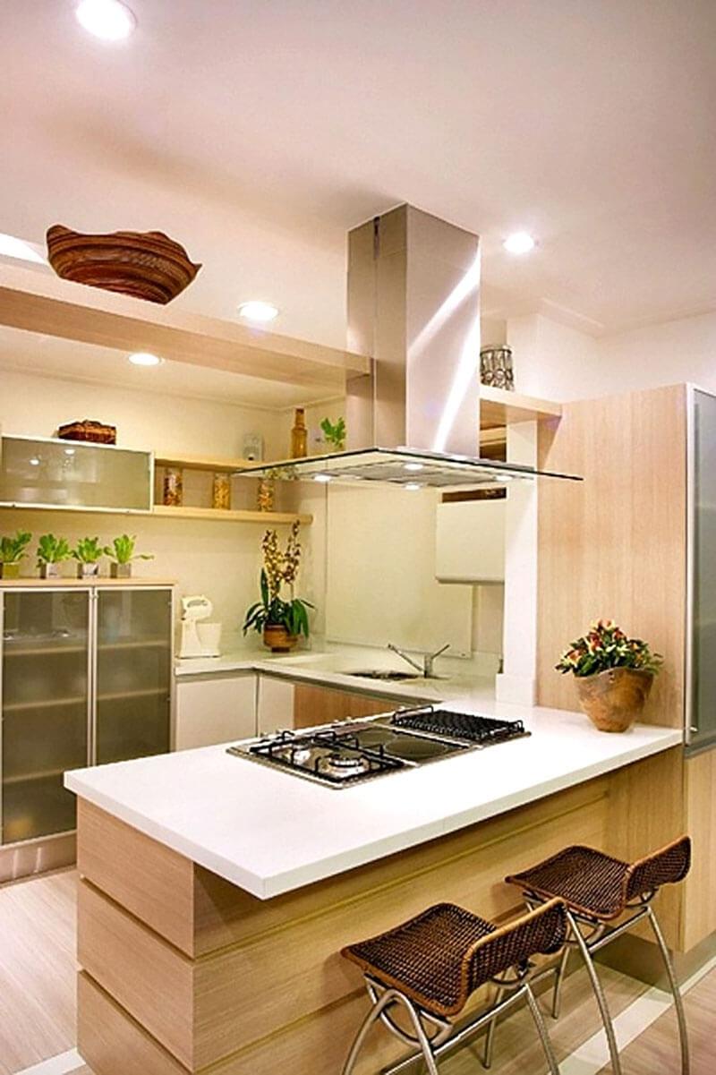8 Dicas Para Montar E Decorar A Cozinha Americana Hf Urbanismo