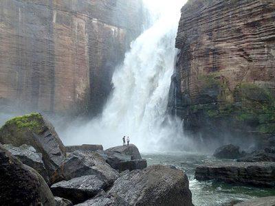 Cachoeira das Andorinhas - MT