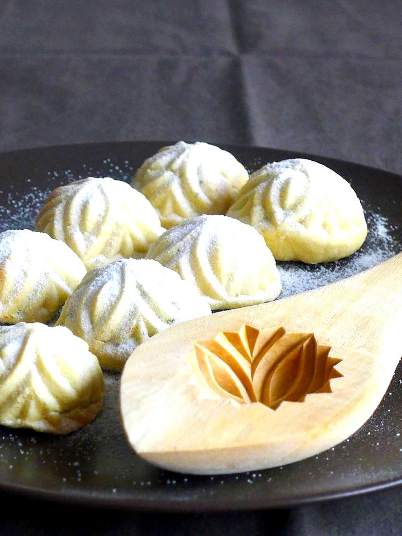 Maamoul sobremesa árabe