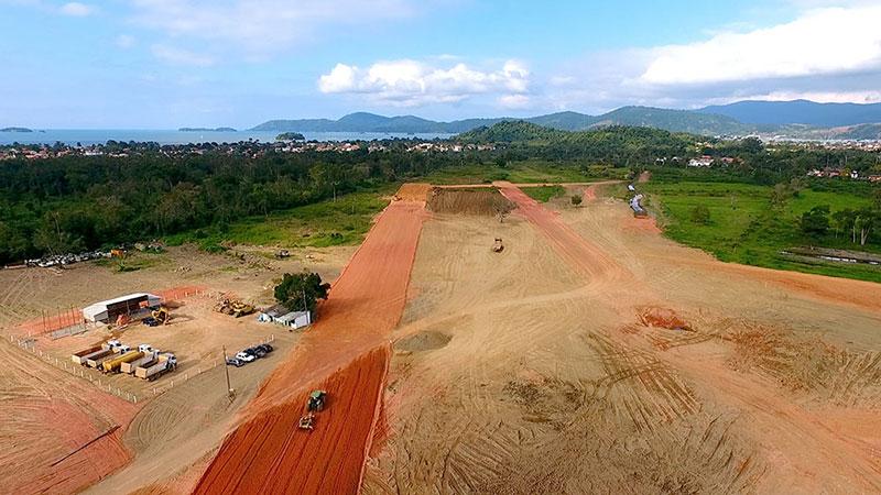 Jardim Porto das Canoas - investimento em Paraty