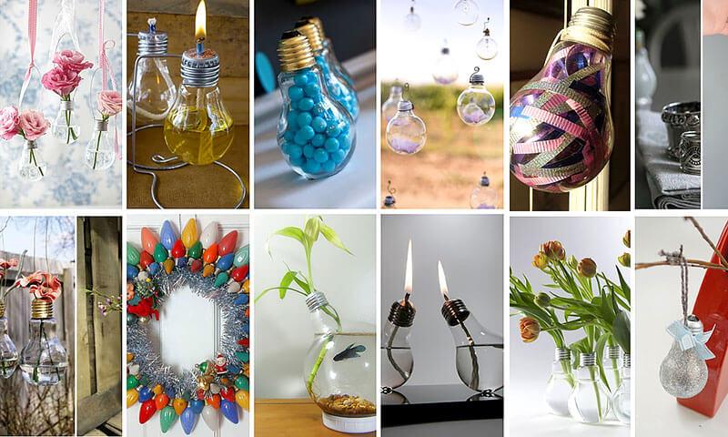 Como fazer Lâmpadas Decorativas