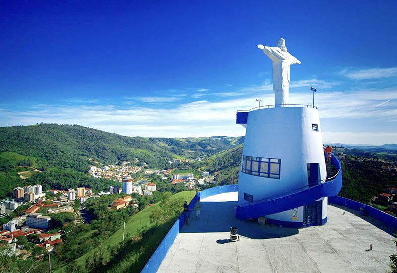Cristo Redentor - Águas de Lindóia