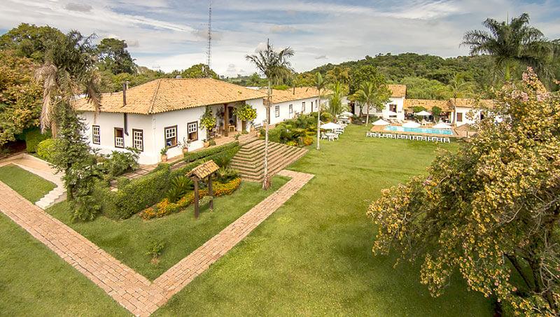 Hotel Fazenda Capoava em Itu - SP
