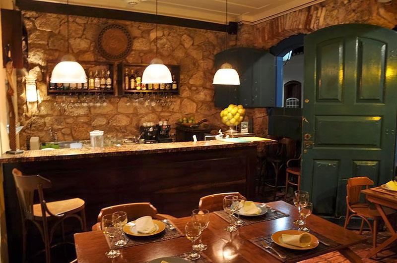 Restaurante Bartholomeu em Paraty - RJ