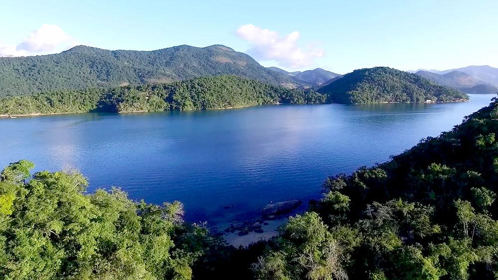 Ilha da Cotia em Paraty - RJ