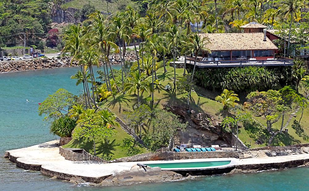 Ilha das Cabras - Paraty - RJ