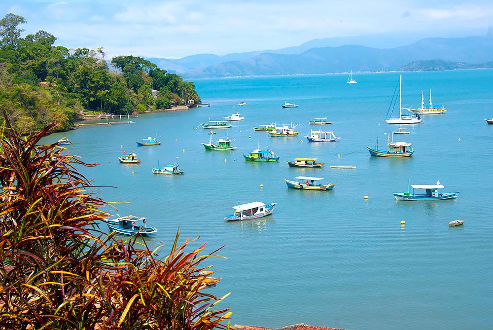 Ilha do Araújo em Paraty - RJ