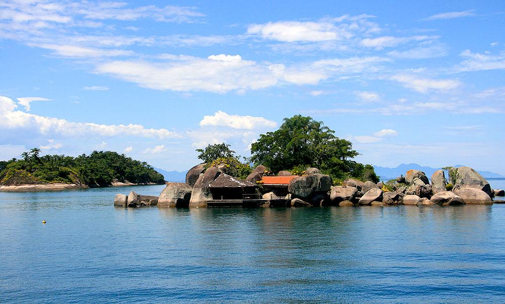 Ilha do Catimbau - Paraty - RJ