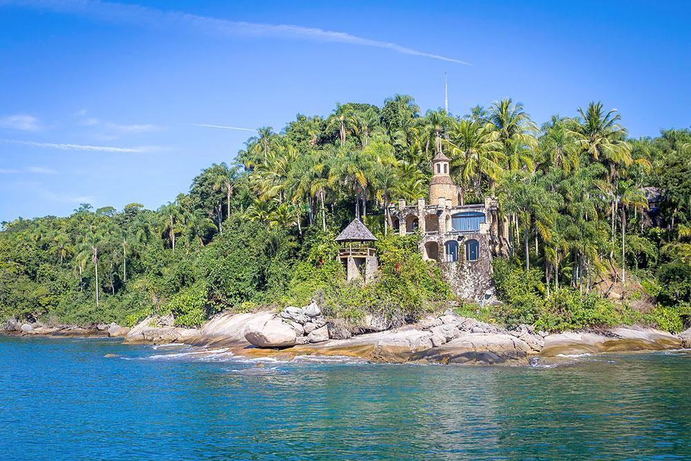 Ilha dos Mantimentos - Paraty - RJ