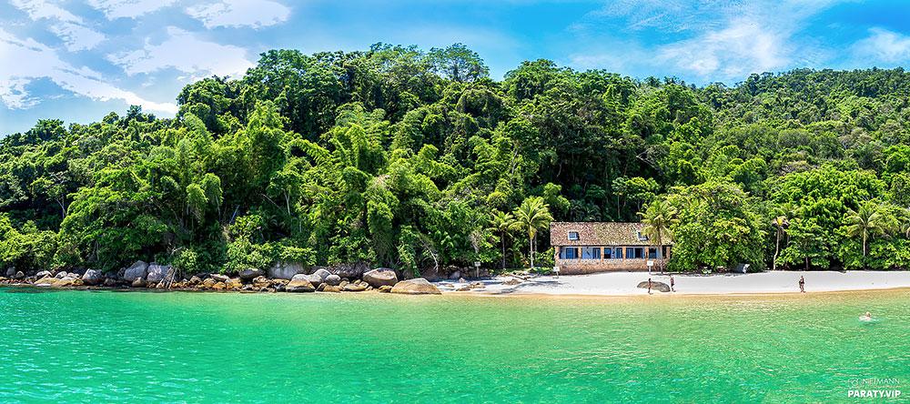 Ilha dos Cocos em Paraty - RJ