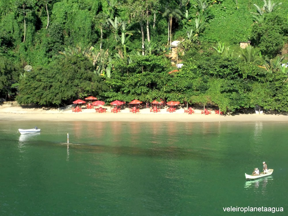 Ilha do Cedro em Paraty - RJ