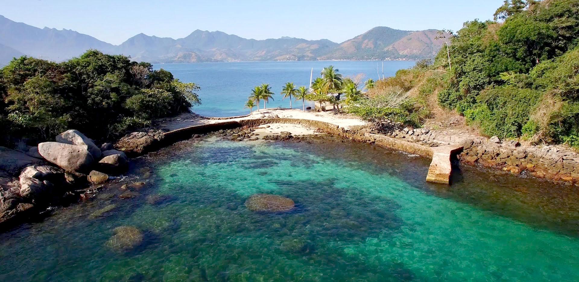 Ilhas Duas Irmãs - Paraty - RJ