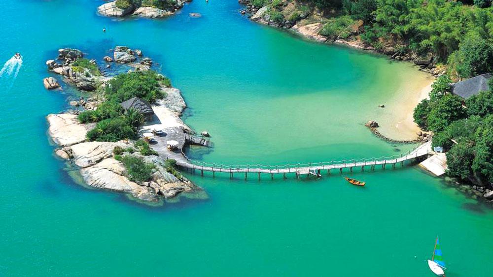 Ilha dos Ganchos em Paraty - RJ