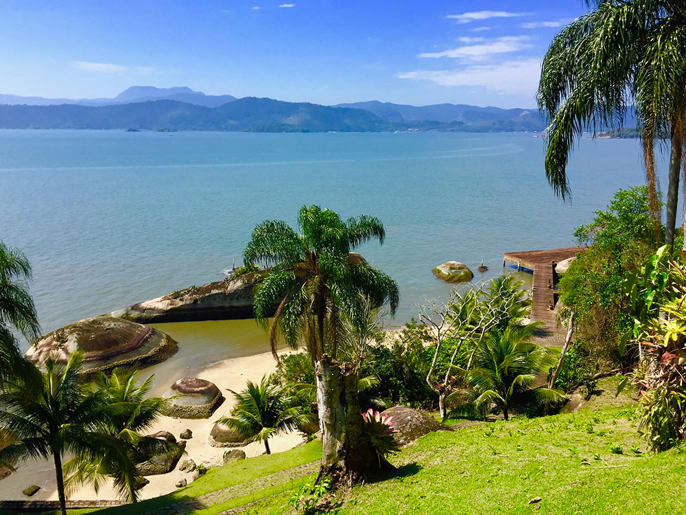 Ilha do Itu - Paraty - RJ