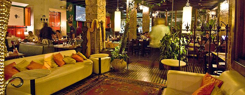 Restaurante Margarida Café - Paraty - RJ