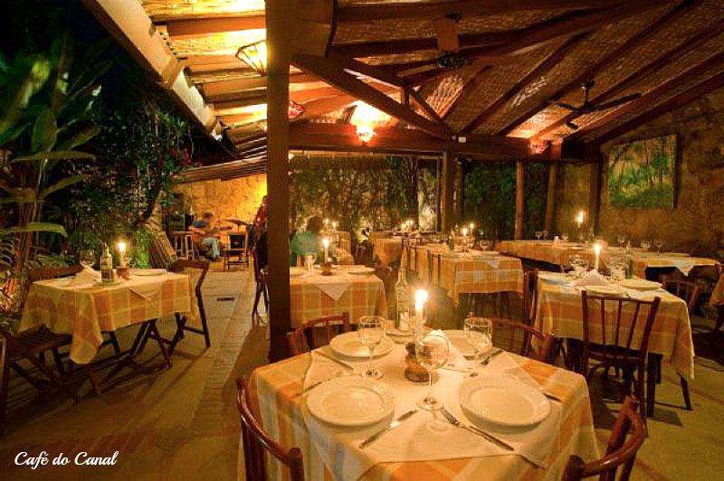 Restaurante Punto Divino em Paraty - RJ
