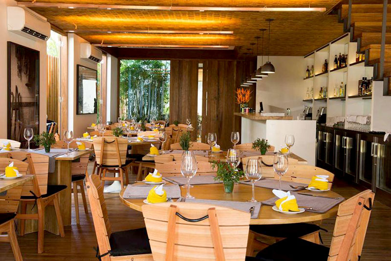 Restaurante Quintal das Letras - Paraty - RJ