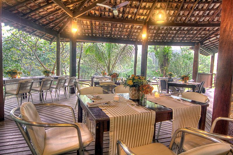 Restaurante Villa Verde em Paraty - RJ