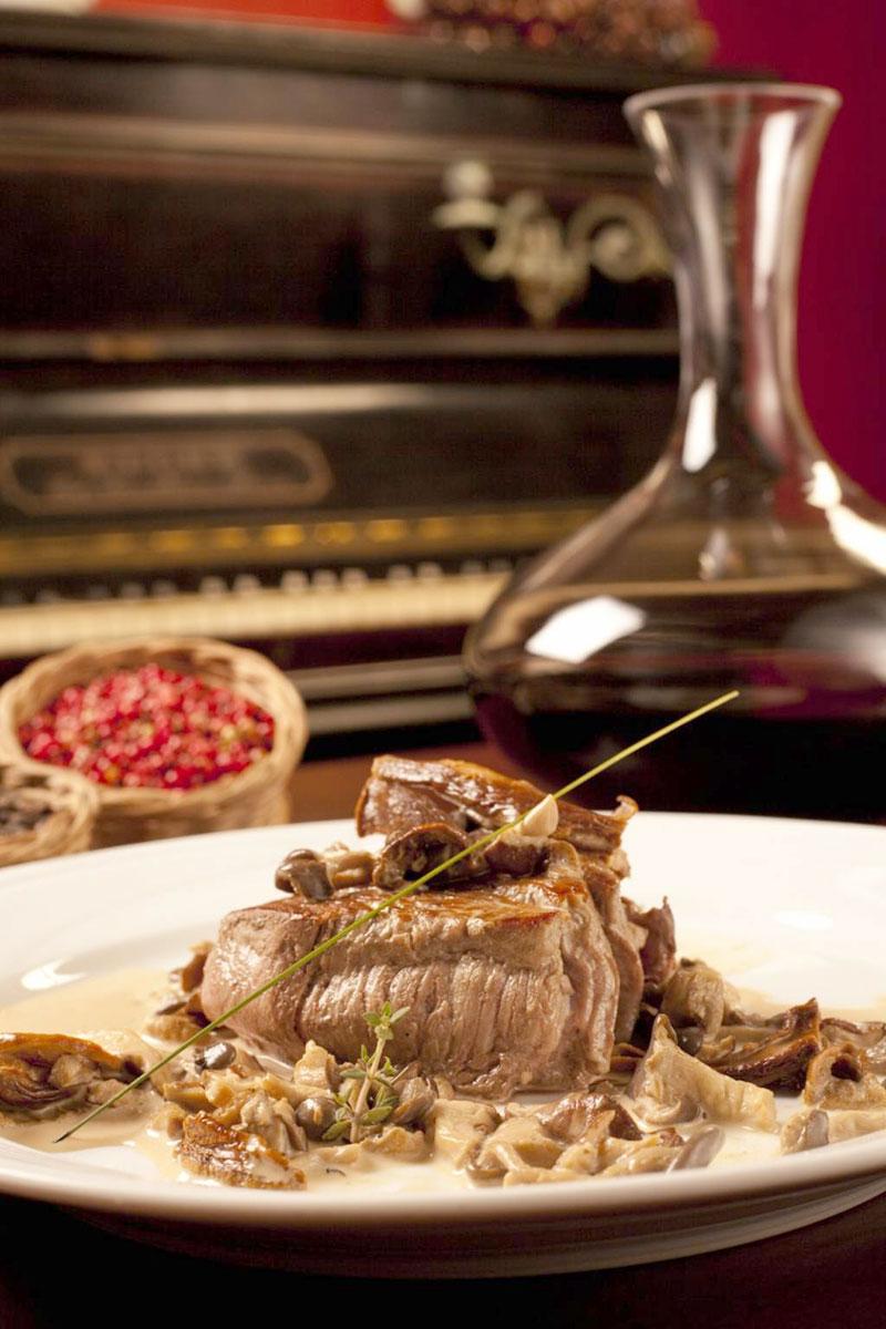 Restaurante Voilà Bistrô em Paraty